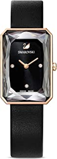 Swarovski Uptown Watch Black One Size