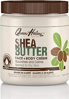 Queen Helene Shea Butter Face & Body Crème, 15 Oz