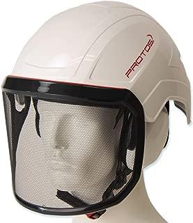 Protos Pfanner Helmet - Whiite