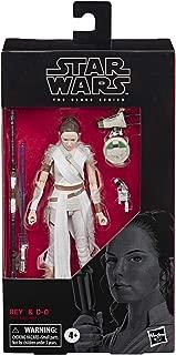 Star Wars The Black Series Rey & D-O Toy 6
