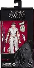 Star Wars The Black Series - Rey and D-O - Figuras a escala de 15 cm