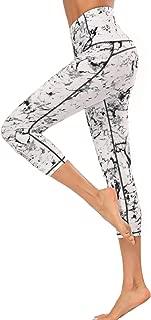X-Fit High Waist Yoga Pants Womens Compression Tummy Control Workout Leggings