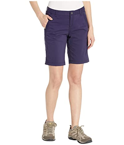 Royal Robbins Monument Shorts (Ink Blue) Women