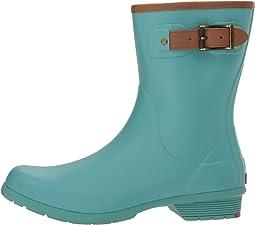 City Solid Mid Rain Boots