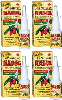 Best nasol nasal spray Reviews