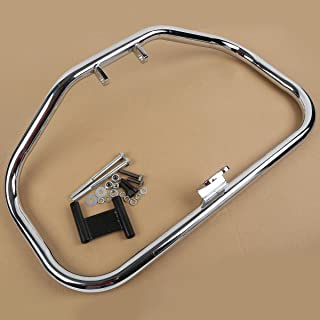 XMT-MOTO Chrome Engine Guard Crash Bar fits for Harley Davidson Sportster models 1984-2003