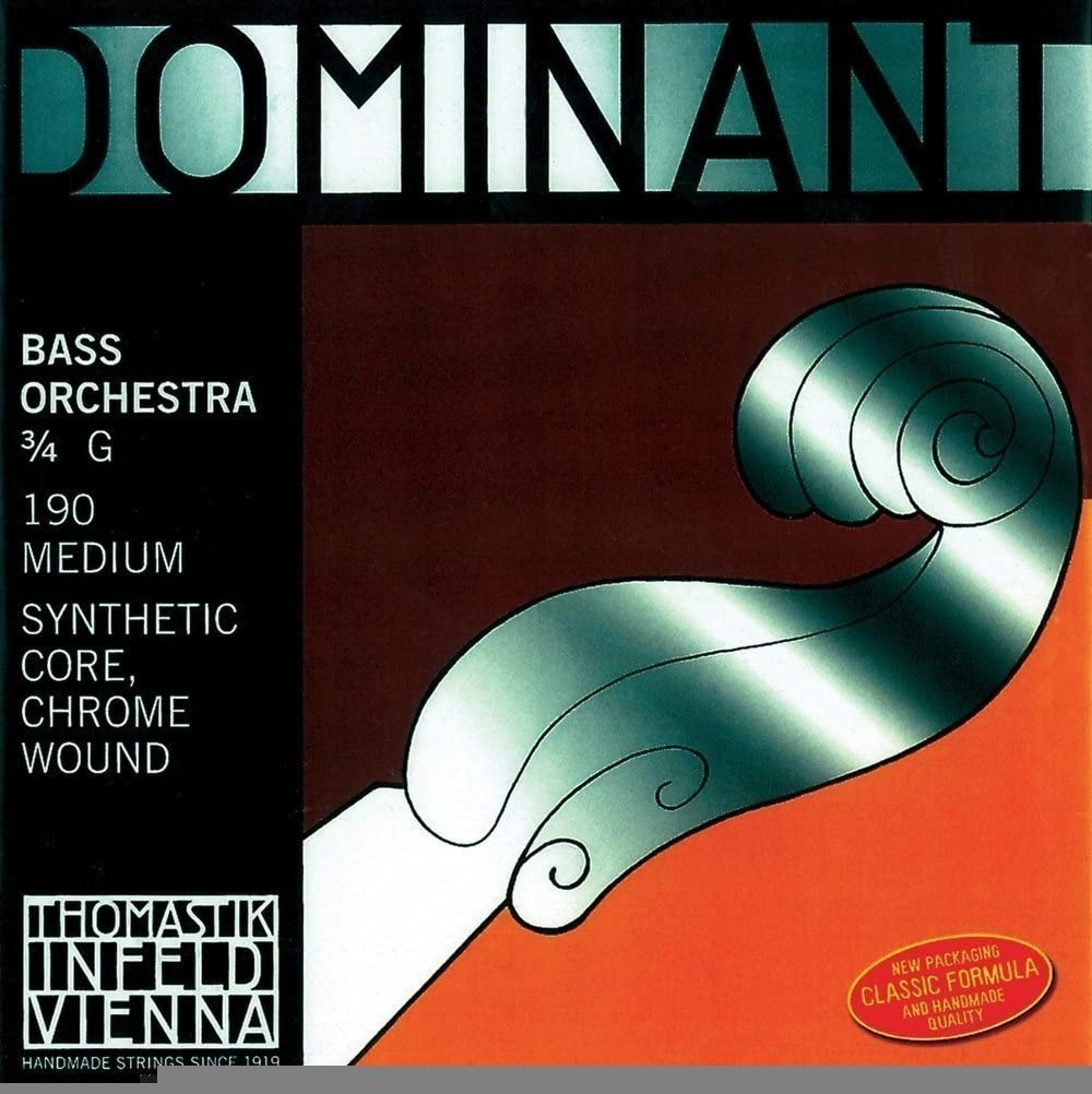 Thomastik-Infeld 191s Our shop OFFers the best service Dominant Wholesale Double Bass String Stri E Single