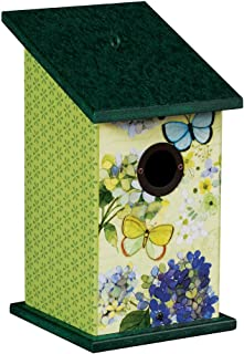 Studio M BH9015 Butterfly Haven Birds House