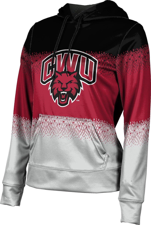 ProSphere Central Washington University Girls' Pullover Hoodie, School Spirit Sweatshirt (Drip)