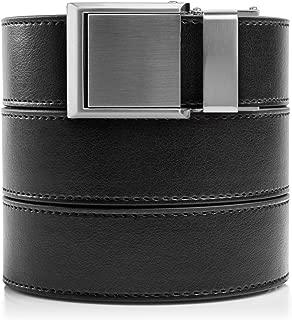 SlideBelts Ratchet Belt with Square Buckle - Custom Fit
