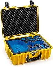 B&W Outdoor Case Hard Case Case Type 5000, Inlay: DJI Ronin SC Pro Combo en accessoires (hardcase koffer IP67, waterdicht,...