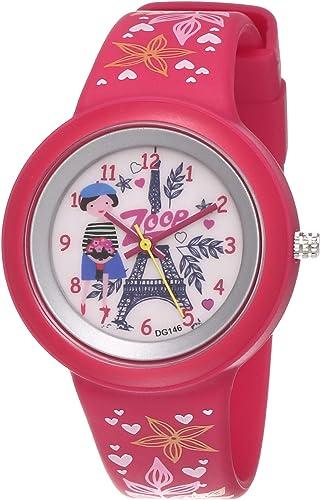 Titan Zoop White Dial Analog Watch for Kids-NK26006PP01 / NK26006PP01