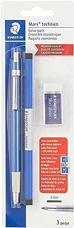 Staedtler Mars Technical Mechanical Pencil Set, 780SBK,Blue