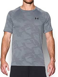 Under Armour Men's Tech Jacquard Short Sleeve Shirt