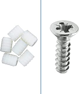 plastic screw inserts