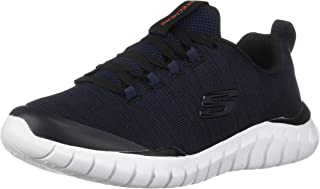 Skechers Mens Overhaul Quarkski 52915
