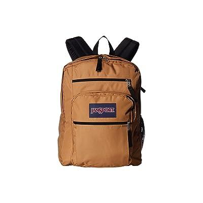 JanSport Big Student (Carpenter Brown) Backpack Bags