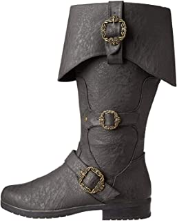 Caribbean Pirate Costume Boots