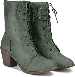 DEEANNE LONDON Women's Boots 530-G1