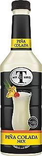 Mr & Mrs T Pina Colada Mix, 1 Liter Bottle (Pack of 6)