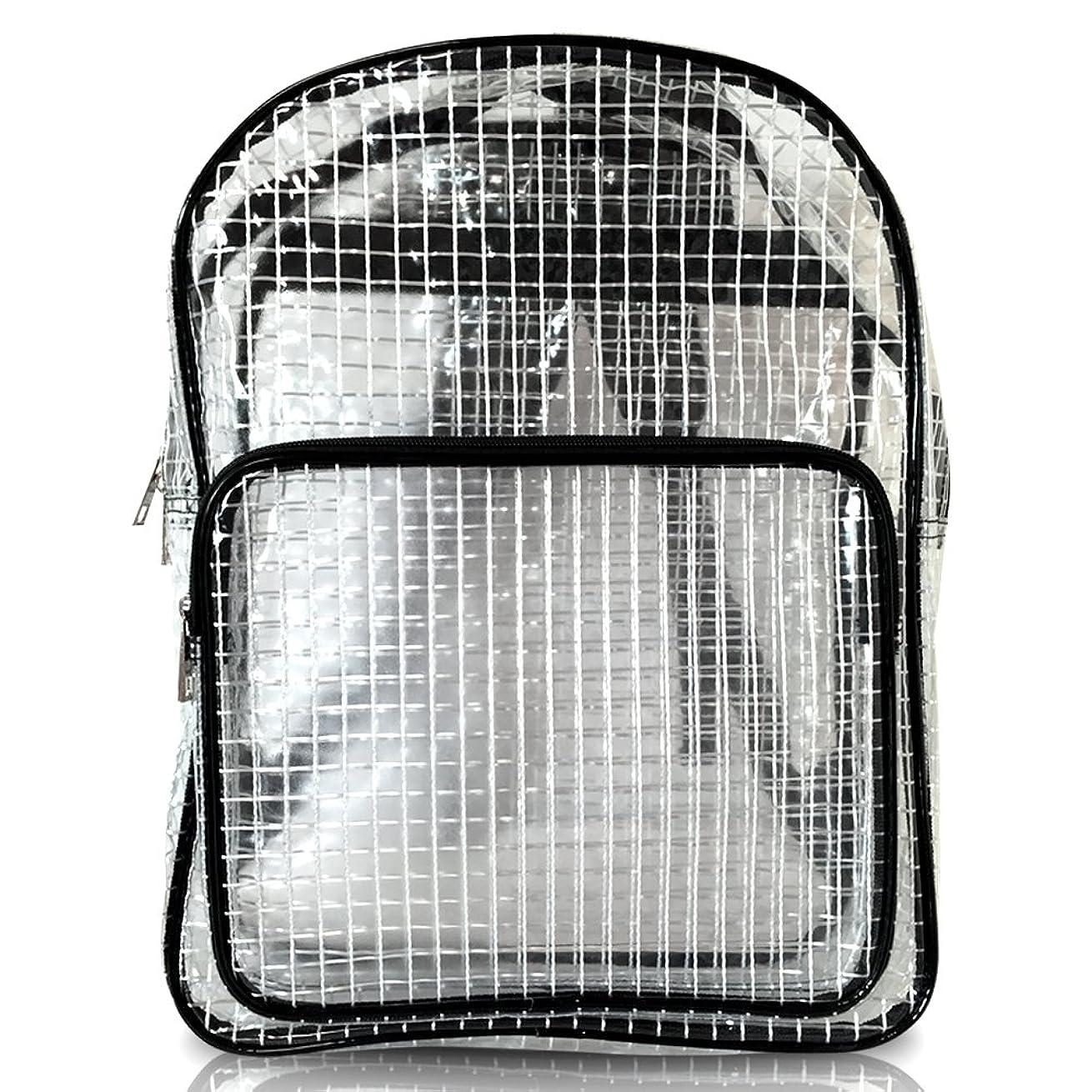 過敏なフィードオンターゲットRodinny poklad エンジニアバッグ リュック 帯電 静電気 防止 クリーンルーム A4 サイズ 透明
