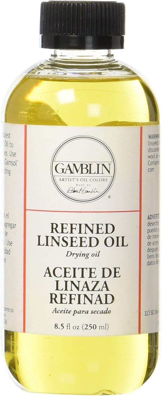 Gamblin G06008 8 Unzen Raffiniertes Leinl