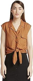 Lee Cooper Women 3017700 LCU20TIESLES Shirts & Blouses