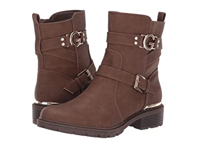 G by GUESS Tobey (Dark Brown) Women