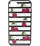 Kate Spade New York - Cherry Stripe Phone Case for iPhone® 7