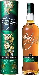 Paul John Whisky CHRISTMAS EDITION Indian Single Malt Whisky 2019 1 x 0.7l