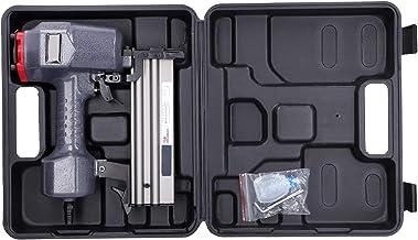Nivvity Clavadora neumática, Pistolas neumáticas de Clavos Rectos, ergonómica y Ligera, clavadora de Clavos, Grapadora, clavadora en T para hormigón