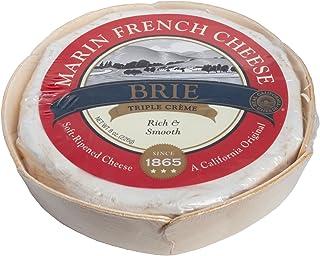 Marin French Triple Creme Brie, 8 Oz