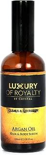 CRYSTAL LUXURY OF ROYALTY ARGAN SERUM 100ML