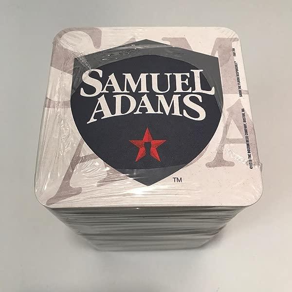 塞缪尔 · 亚当斯新鲜海尔斯酒吧杯垫 125 包