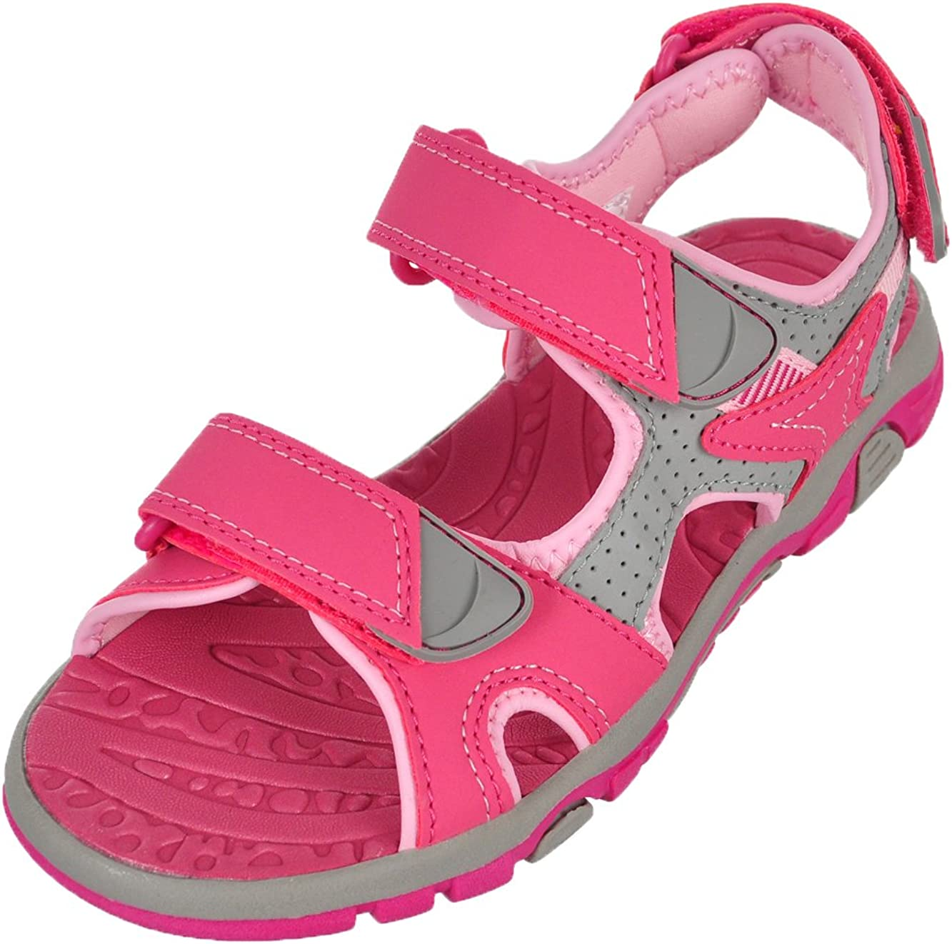 Khombu Kids' Girls Super beauty product restock quality top River Sandal Pink Su Outlet ☆ Free Shipping Hiking - Casual Walking