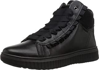 Geox Kids' Disco Mix Girl 1 High Top Sneaker