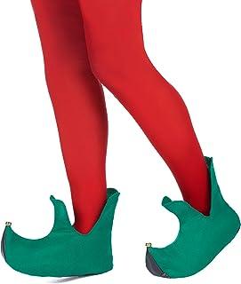5c597350e7b29 Generique - Chaussures lutins Adulte Noël