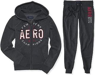 Women's Hoodie and Sweat Pants Set NYC