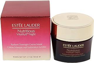 Estee Lauder Nutritious Vitality8 Night Radiant Overnight Creme/Mask, 1. 7 Ounce