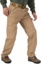5.11 Men's TACLITE Pro Tactical Pants, Style 74273, Coyote, 32Wx32L