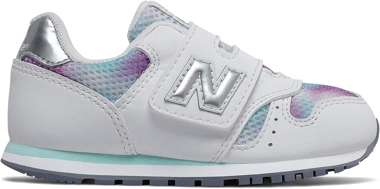 New Balance Girls' 373 Classics Infant Sneakers White 6.5 UK Child ...
