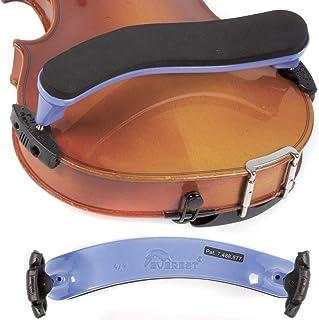 Everest 4/4 Violin ES Purple Shoulder Rest