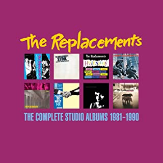 The Replacements: The Complete Studio Albums 1981-1990