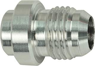 Weldable Fitting Nipple .375 Hose AN617-06 3//8 Aluminum Weld Barb