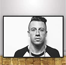 UNFIX Rapper Macklemore Hip Hop Music Singer Canvas Prints Canvas Painting Posters Wall Art Prints for Home Wall Decor -20...