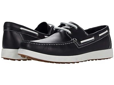 ECCO S Lite Moc Boat Shoe