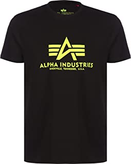 ALPHA INDUSTRIES Basic T-Shirt Tricot Homme
