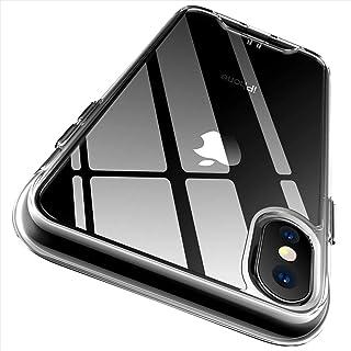 Le Petit Français® - Carcasa 2 en 1 para iPhone X y XS (1*) Delantera (2*) Trasera Doble Protección híbrida Slim Integral ...