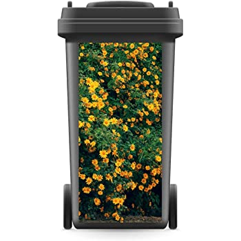 WERBEPUNKT. Mülltonnenaufkleber Mülltonne Mülleimer