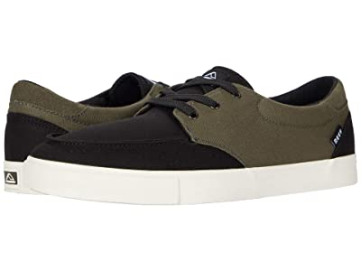 Reef Deckhand 3 (Olive/Black) Men